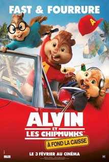 Watch Alvin and the Chipmunks: The Road Chip Online