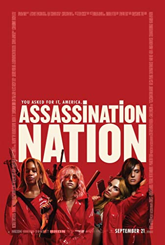 Watch Assassination Nation Online