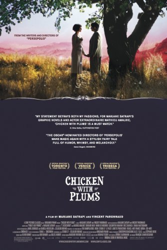 Watch Chicken with Plums Online