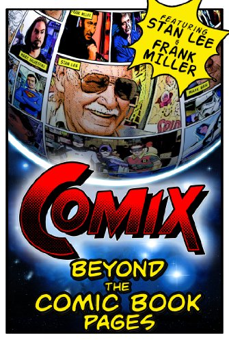 Watch COMIX: Beyond the Comic Book Pages Online
