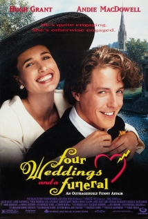 Watch Four Weddings and a Funeral Online