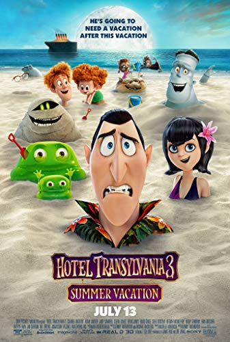 Watch Hotel Transylvania 3: Summer Vacation Online