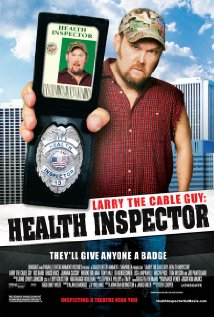 Watch Larry the Cable Guy: Health Inspector Online