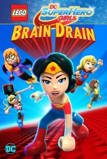 Watch Lego DC Super Hero Girls: Brain Drain Online