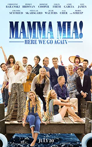 Watch Mamma Mia! Here We Go Again Online