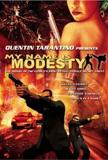 Watch My Name Is Modesty: A Modesty Blaise Adventure Online