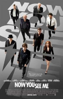 Watch Now You See Me Online