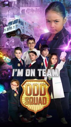 Watch Odd Squad: The Movie Online