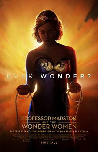 Watch Professor Marston and the Wonder Women Online