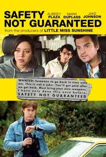 Watch Safety Not Guaranteed Online