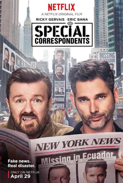 Watch Special Correspondents Online