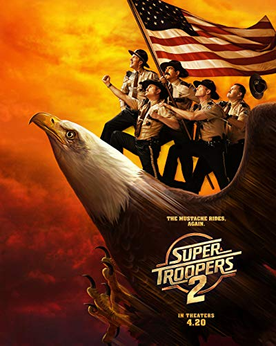 Watch Super Troopers 2 Online
