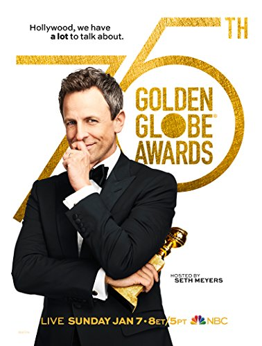 Watch The 75th Golden Globe Awards Online