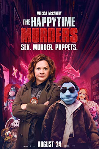 Watch The Happytime Murders Online