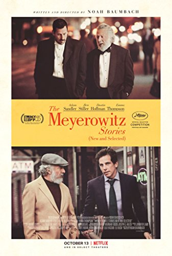 Watch The Meyerowitz Stories (New and Selected) Online