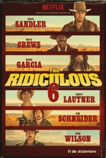 Watch The Ridiculous 6 Online