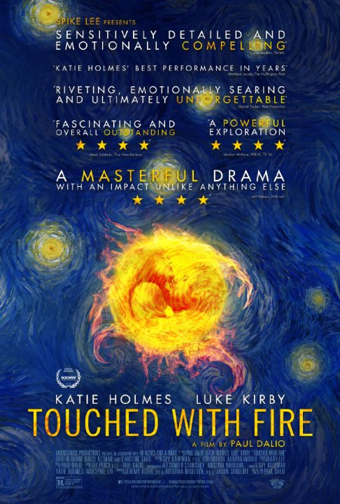 Watch Touched With Fire Online