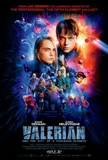Watch Valerian and the City of a Thousand Planets Online