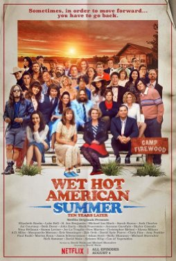Watch Wet Hot American Summer: Ten Years Later Online